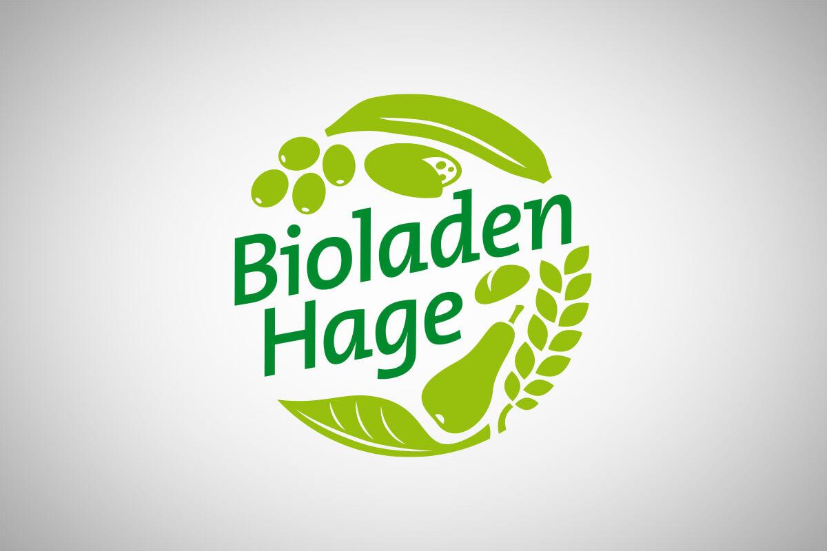 CKGD Bioladen Hage Logo