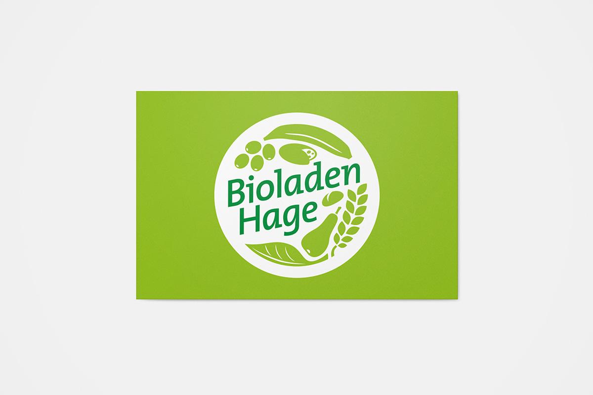 Bioladen-Hage-Logo